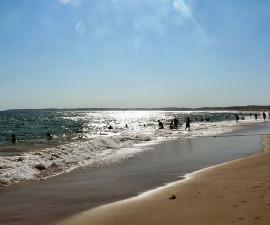 Praia Alvor Portugal by Paulo Juntas@wikimedia.org;