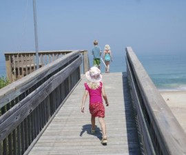 Children Alvor Beach